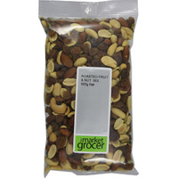 Roasted Almonds & Cashew Mix ( Lighty Salted 400gm)