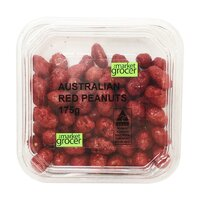 Red Peanuts (175G TUB)