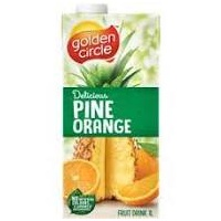 Golden Circle Pine Orange Fruit Drink 1lt