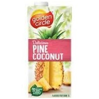 Golden Circle Pine Coconut Fruit Drink 1lt