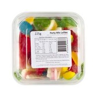 Lolly Party Mix (225G TUB)