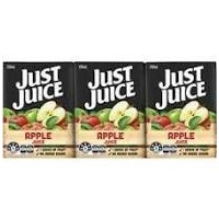 Just Juice Apple Fruit Drink 6 pack