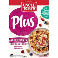 Breakfast Cereal  Uncle Toby Antioxidants (435 gm Packet)