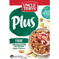 Breakfast Cereal Uncle Toby Plus Fiber (775 gm Packet)