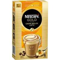 Coffee Nescafe Gold Creme Brulee  Latte(140 gm Packet)