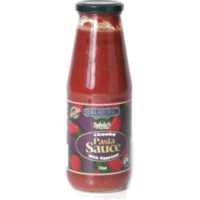 Sauce Pasta with Eggplant Billabong (700ml Bottle)
