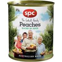 SPC PEACHESl (825gm)