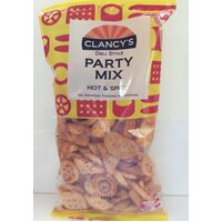 Clancy Party Mix Hot & Spicy (150gm)