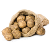 Potato Brushed (5kg Bag)