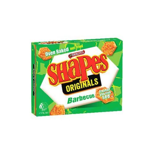 Arnotts Shapes Barbecue (175grm)