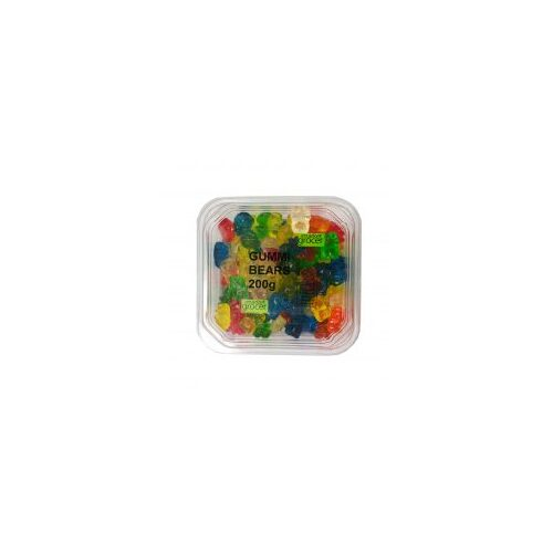 Gummy Bears (200G TUB)