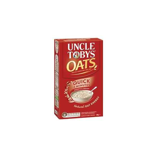 Rolled Oats Uncle Toby (500 gm) Packet